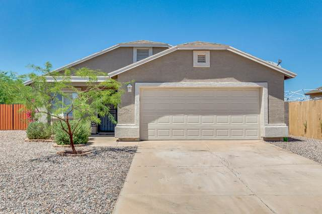 8518 W Swansea Drive, Arizona City, AZ 85123 (MLS #6077975) :: The Results Group