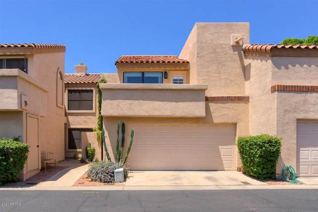 1920 E Maryland Avenue #25, Phoenix, AZ 85016 (MLS #6077985) :: Nate Martinez Team
