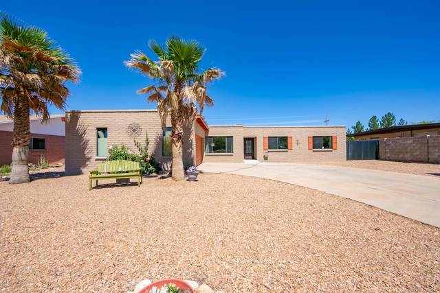 2551 S Player Avenue, Sierra Vista, AZ 85650 (MLS #6077994) :: Service First Realty