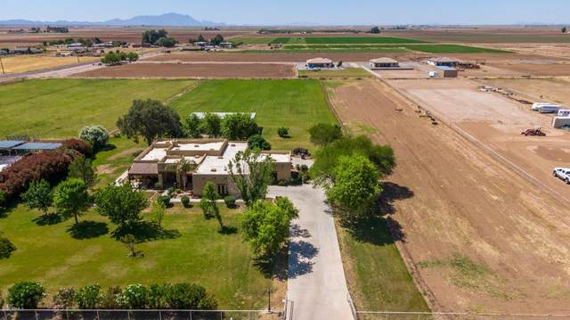 1301 E Stetson Lane, Coolidge, AZ 85128 (MLS #6078016) :: Klaus Team Real Estate Solutions
