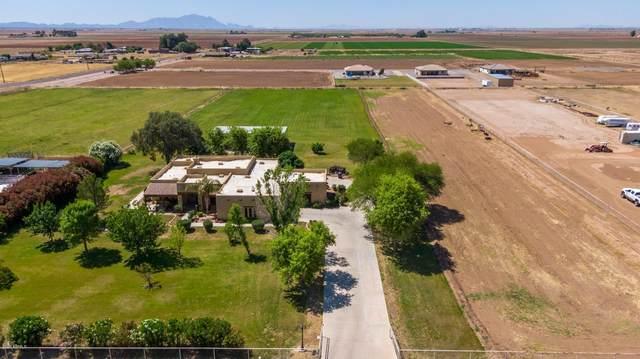 1301 E Stetson Lane, Coolidge, AZ 85128 (MLS #6078016) :: The Daniel Montez Real Estate Group