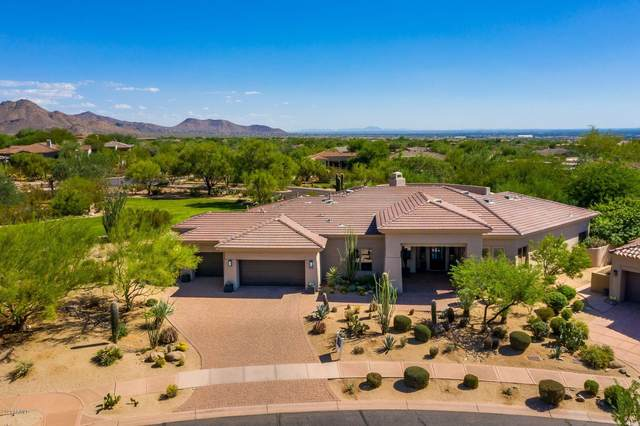9290 E Thompson Peak Parkway #216, Scottsdale, AZ 85255 (MLS #6078036) :: Lux Home Group at  Keller Williams Realty Phoenix