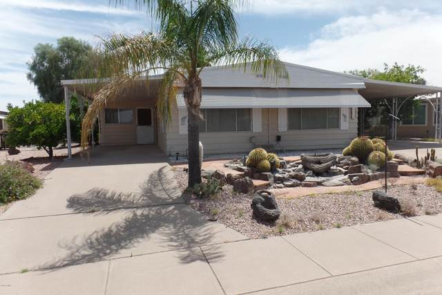 2531 N 56TH Street, Mesa, AZ 85215 (MLS #6078065) :: The W Group