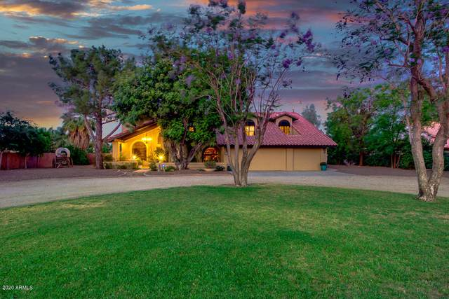 7227 N 173RD Avenue, Waddell, AZ 85355 (MLS #6078074) :: Riddle Realty Group - Keller Williams Arizona Realty