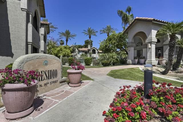 9600 N 96TH Street #108, Scottsdale, AZ 85258 (#6078088) :: The Josh Berkley Team