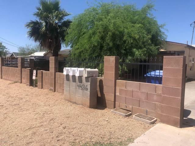 4436 S 6TH Street, Phoenix, AZ 85040 (MLS #6078098) :: The Results Group