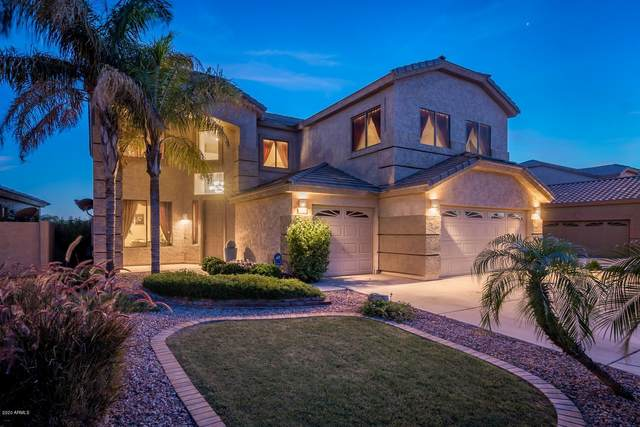 13323 W Jacobson Drive, Litchfield Park, AZ 85340 (MLS #6078125) :: Riddle Realty Group - Keller Williams Arizona Realty
