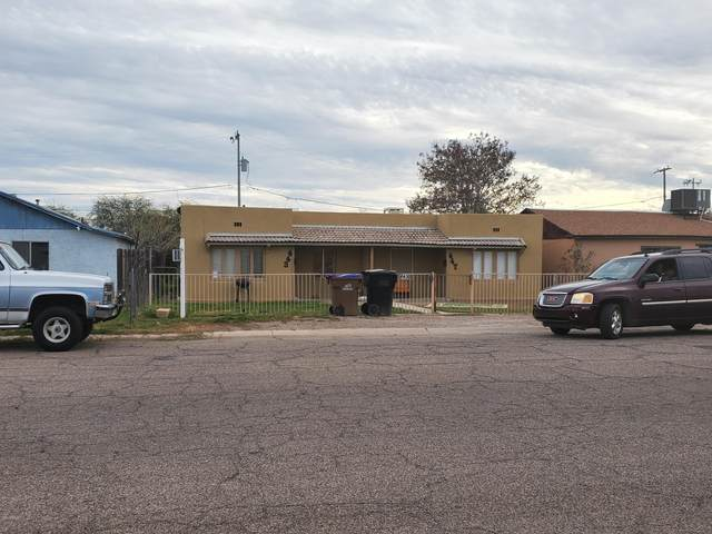 447 W Roosevelt Avenue, Coolidge, AZ 85128 (MLS #6078171) :: The Daniel Montez Real Estate Group