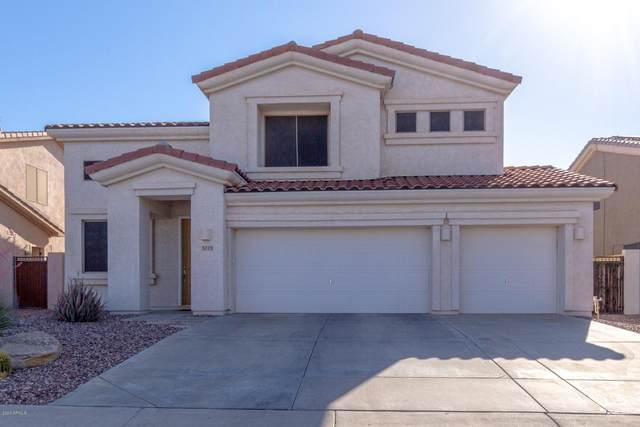 3115 N 145TH Lane, Goodyear, AZ 85395 (MLS #6078177) :: REMAX Professionals