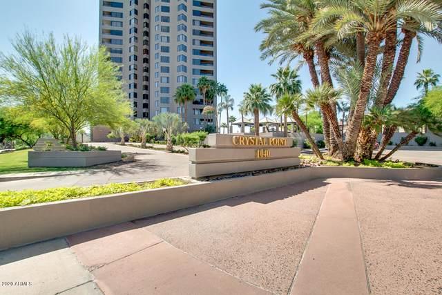 1040 E Osborn Road #1703, Phoenix, AZ 85014 (MLS #6078194) :: Lifestyle Partners Team