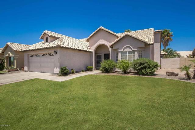 4338 E Encinas Avenue, Gilbert, AZ 85234 (MLS #6078223) :: Revelation Real Estate