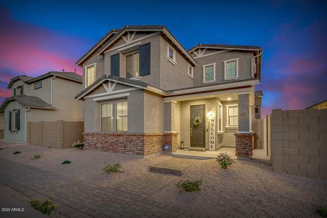 211 N 56TH Place, Mesa, AZ 85205 (MLS #6078265) :: My Home Group