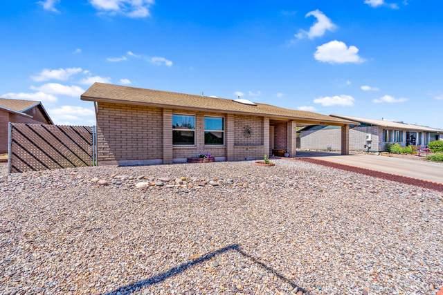 1247 Acacia Drive, Sierra Vista, AZ 85635 (MLS #6078274) :: Service First Realty