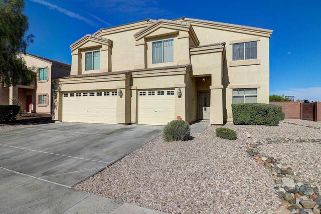 1847 S 231ST Lane, Buckeye, AZ 85326 (MLS #6078312) :: Long Realty West Valley
