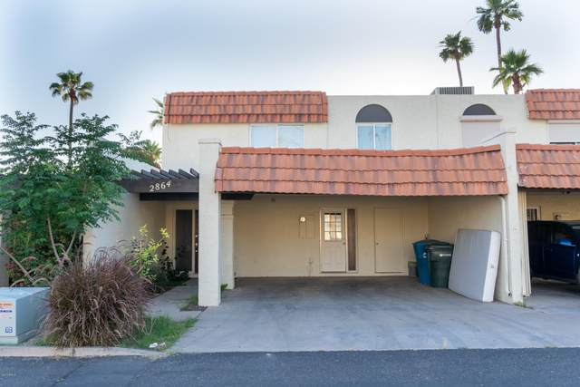 2864 N 49TH Place, Phoenix, AZ 85008 (MLS #6078314) :: NextView Home Professionals, Brokered by eXp Realty