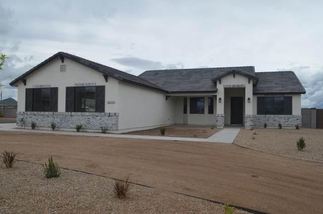 19126 E Mary Ann Way, Queen Creek, AZ 85142 (MLS #6078327) :: Conway Real Estate