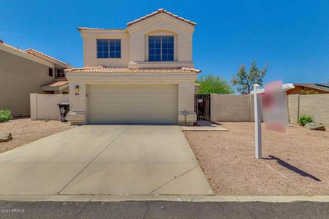 250 W Juniper Avenue #60, Gilbert, AZ 85233 (MLS #6078331) :: Power Realty Group Model Home Center