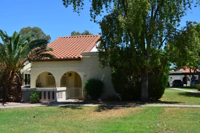 5136 E Evergreen Street #1057, Mesa, AZ 85205 (MLS #6078339) :: My Home Group