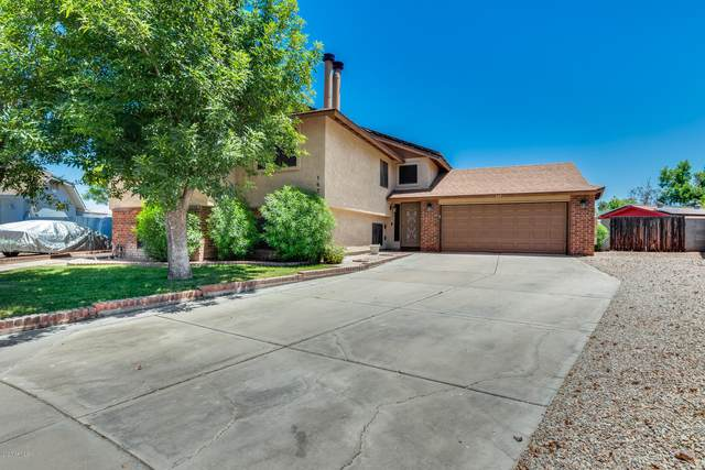 167 E San Remo Avenue, Gilbert, AZ 85234 (MLS #6078340) :: Riddle Realty Group - Keller Williams Arizona Realty