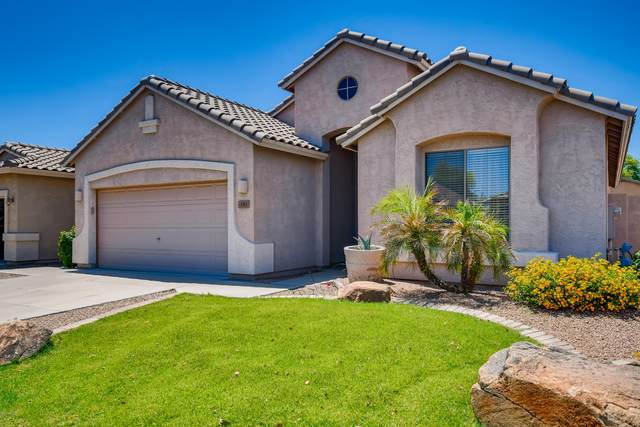 193 E Rock Wren Drive, San Tan Valley, AZ 85143 (MLS #6078394) :: Lux Home Group at  Keller Williams Realty Phoenix