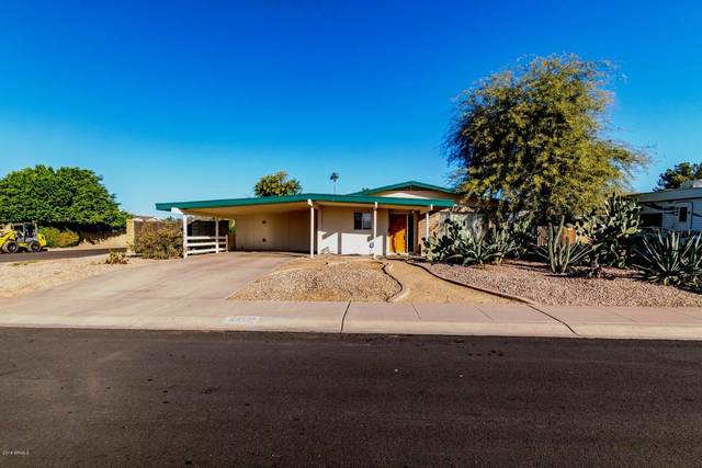 4022 W Purdue Avenue, Phoenix, AZ 85051 (MLS #6078396) :: Devor Real Estate Associates