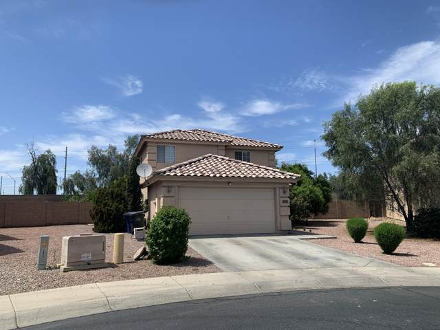 13026 W Paradise Drive, El Mirage, AZ 85335 (MLS #6078399) :: NextView Home Professionals, Brokered by eXp Realty