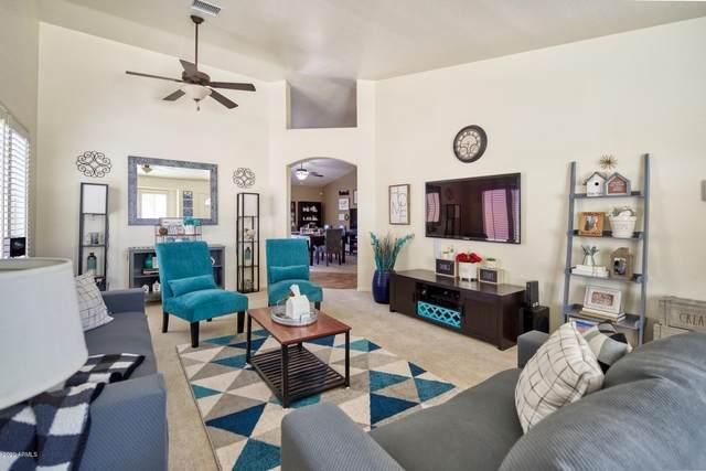 664 Hayes Drive, Sierra Vista, AZ 85635 (MLS #6078402) :: Service First Realty