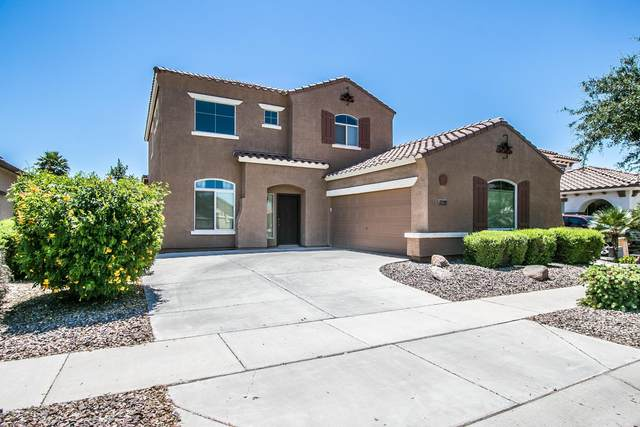 881 E Waterview Place, Chandler, AZ 85249 (MLS #6078446) :: Revelation Real Estate