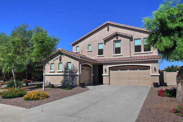 4170 N 154TH Drive, Goodyear, AZ 85395 (MLS #6078506) :: The Luna Team