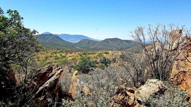 TBD S Hidden Valley Road, Bisbee, AZ 85603 (MLS #6078512) :: Lux Home Group at  Keller Williams Realty Phoenix