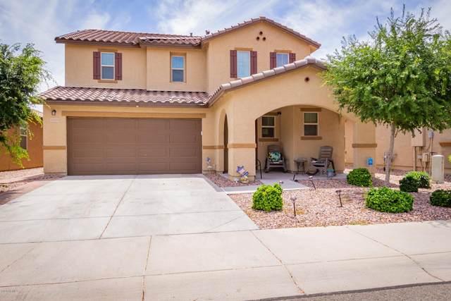 12039 W Range Mule Drive, Peoria, AZ 85383 (MLS #6078590) :: ASAP Realty