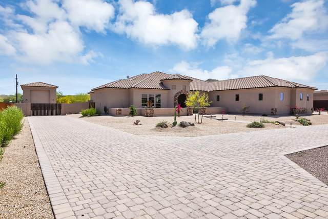 1603 W Maddock Road, Phoenix, AZ 85086 (MLS #6078618) :: Conway Real Estate