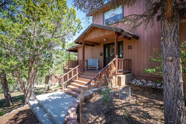 1586 Echo Circle, Heber, AZ 85928 (MLS #6078661) :: The W Group