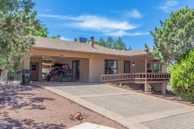 1420 N Sunrise Court, Payson, AZ 85541 (MLS #6078662) :: Brett Tanner Home Selling Team