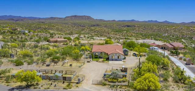 44623 N Us Highway 60, Morristown, AZ 85342 (MLS #6078697) :: Service First Realty