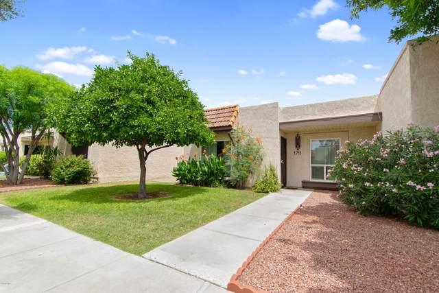 1711 N Miller Road N, Scottsdale, AZ 85257 (MLS #6078720) :: Conway Real Estate