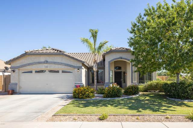 355 E Ironwood Drive, Chandler, AZ 85225 (MLS #6078738) :: Lucido Agency