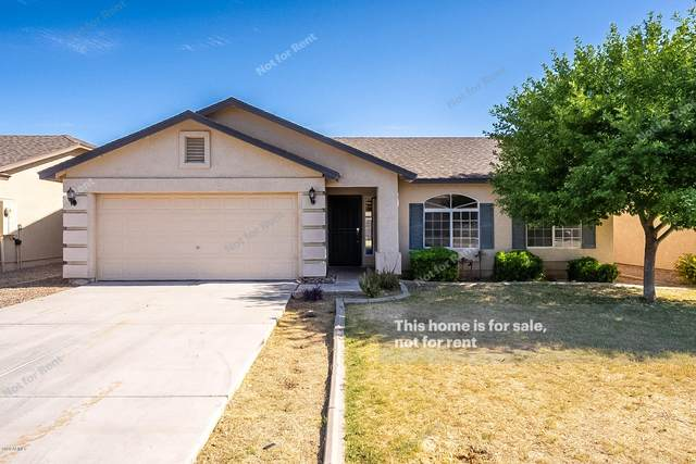 4927 E Magnus Drive, San Tan Valley, AZ 85140 (MLS #6078788) :: The Property Partners at eXp Realty