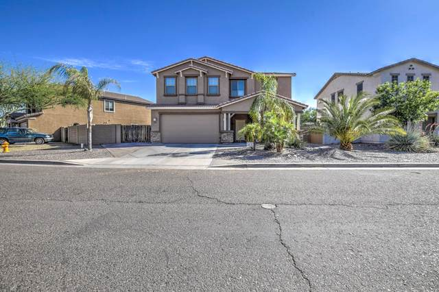 1179 E Coyote Creek Way, San Tan Valley, AZ 85143 (MLS #6078826) :: Riddle Realty Group - Keller Williams Arizona Realty