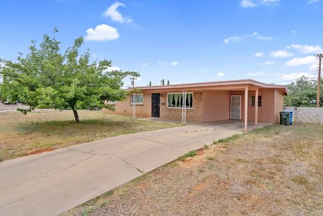 1499 Cushman Drive, Sierra Vista, AZ 85635 (MLS #6078829) :: Devor Real Estate Associates