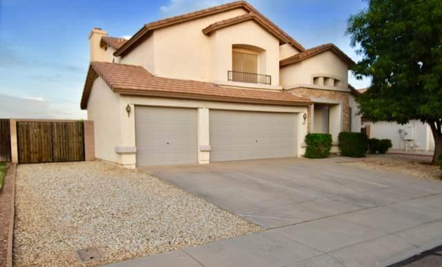 3605 N 103RD Drive, Avondale, AZ 85392 (MLS #6078831) :: The Daniel Montez Real Estate Group