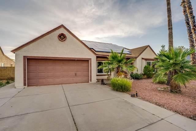 18674 N 45TH Drive, Glendale, AZ 85308 (MLS #6078870) :: Conway Real Estate