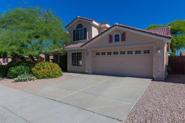 3326 E Escuda Road, Phoenix, AZ 85050 (MLS #6078924) :: The Laughton Team
