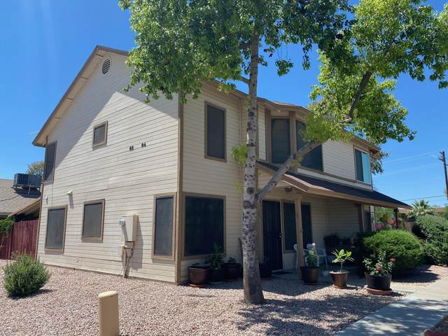 2455 E Broadway Road #64, Mesa, AZ 85204 (MLS #6078951) :: Yost Realty Group at RE/MAX Casa Grande