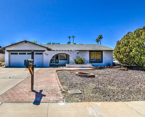 957 W Lindner Avenue, Mesa, AZ 85210 (MLS #6079009) :: Brett Tanner Home Selling Team