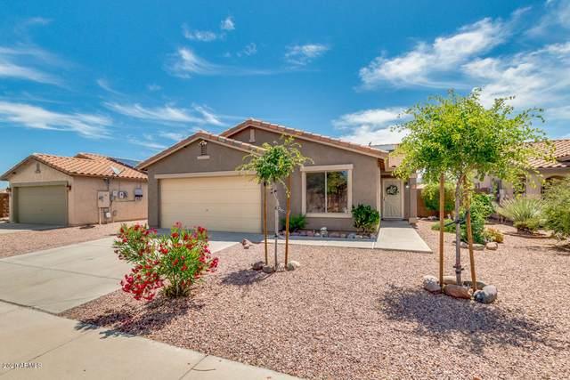 7163 S Morning Dew Lane, Buckeye, AZ 85326 (MLS #6079030) :: Brett Tanner Home Selling Team