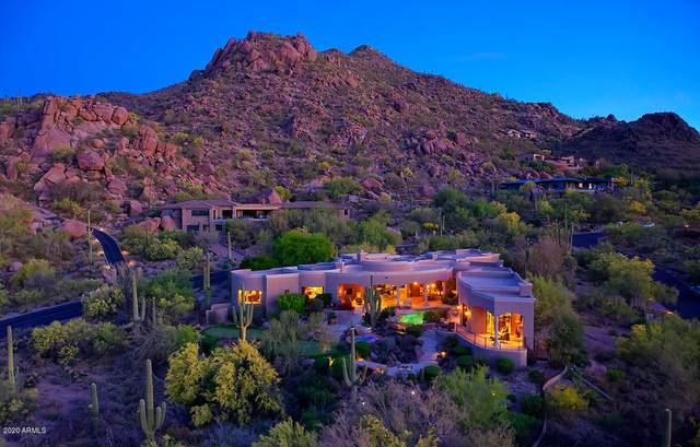 6901 E Leisure Lane, Carefree, AZ 85377 (MLS #6079036) :: Riddle Realty Group - Keller Williams Arizona Realty