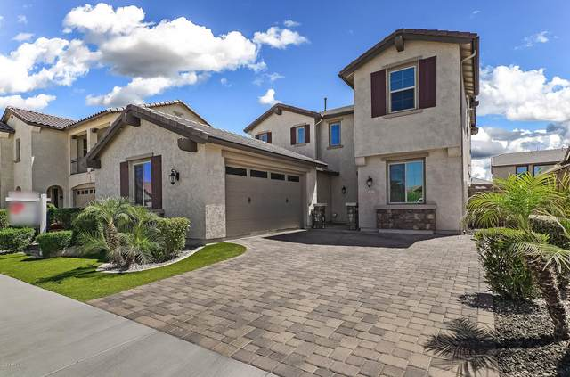 267 E Canyon Way, Chandler, AZ 85249 (MLS #6079056) :: The Daniel Montez Real Estate Group