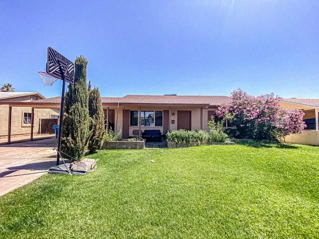 5801 W Monte Vista Road, Phoenix, AZ 85035 (MLS #6079063) :: The Laughton Team