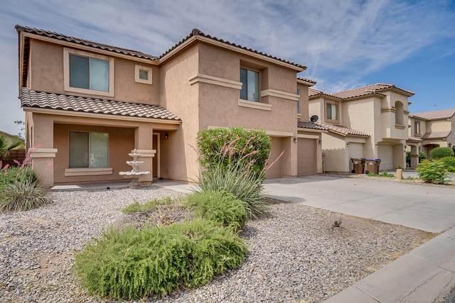 1225 W Central Avenue, Coolidge, AZ 85128 (MLS #6079085) :: The Daniel Montez Real Estate Group